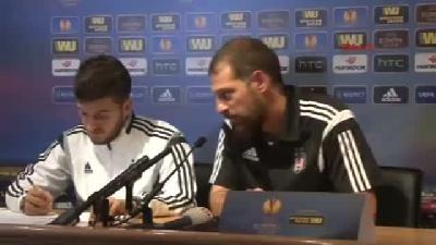 Beşiktaş Teknik Direktörü Bılıc: İstanbul'a İyi Bir Sonuçla Dönmek İstiyoruz 2