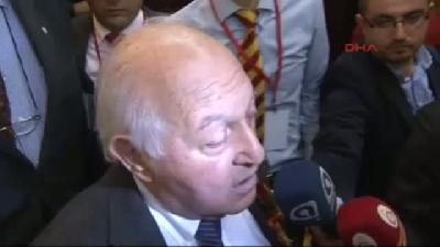 Galatasaray Başkanı Yarsuvat: