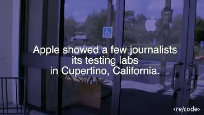 iPhone 6 Plus böyle testlerden geçiyor!