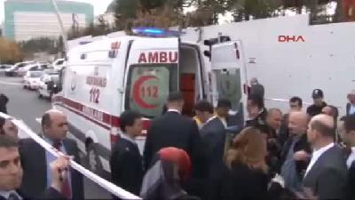 Ak Parti Milletvekili Mahmut Kaçar, Trafik Kazası Geçirdi (3)