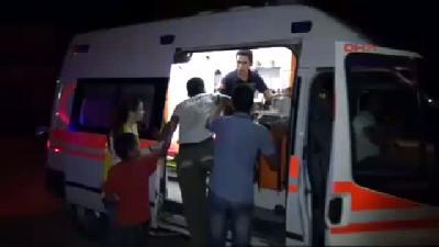 Kilis'te Olay Çıkınca, Suriyeliler Mahalleden Tahliye Edildi