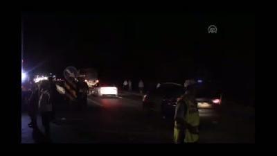 Zincirleme trafik kazası: 3 ölü, 6 yaralı - BURSA