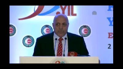 Hak-İş'in 39. kuruluş yıldönümü - Mahmut Arslan - ANKARA