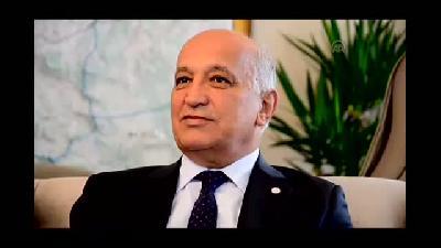 Türk Kızılayı Genel Başkanı Akar: ''Devlet büyükleri vekaletlerini Türk Kızılayı'na verdi&