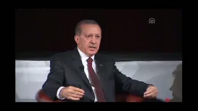 """Erdoğan: """"İran ve Türkiye bu işi birlikte ele alabilmiş olsaydı belki de batı ülkelerine burada"""