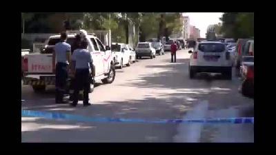 LPG'li araçtaki gaz sızıntısı mahalleliyi tedirgin etti - BALIKESİR