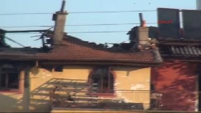 3- Karaman'da Yangın Faciası: Anne Ve 3 Çocuğu Öldü