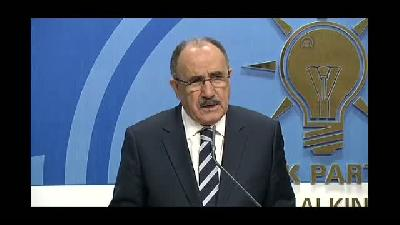 Atalay: ''Genel politikamız daima bütün sorunları çözmek, hiçbirini halı altına süpürmüyor