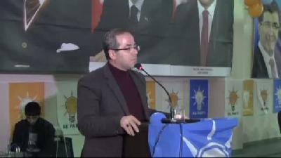 Ak Parti Çermik Ilçe Baskanligi Kongresi Yapildi