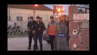 Adana'da suçlulara yönelik operasyon