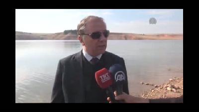 Göksu Barajı'na 150 bin yavru balık bırakıldı - DİYARBAKIR