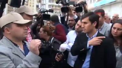 Diyarbakır'da Dbp'nin Yürüyüşüne Polis İzin Vermedi