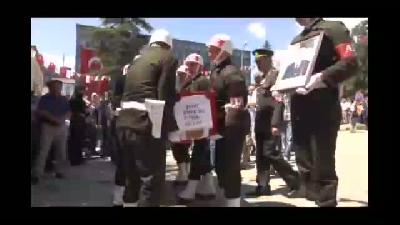 Şehit Teğmen Emre As'ın cenazesi, memleketi Zile'de toprağa verildi - TOKAT
