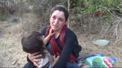 1- Türkiye'ye Kaçan Ezidilerin Yollardaki Dramı Devam Ediyor
