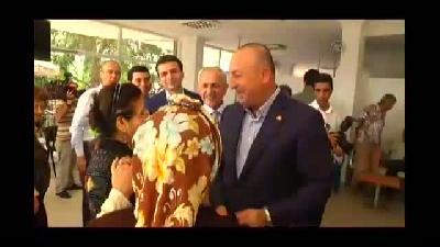 Çavuşoğlu - Dengir Mir Mehmet Fırat'ın istifası - ANTALYA