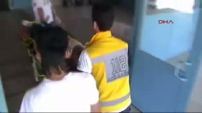 Göksun'da Otomobil Takla Attı: 2 Yaralı