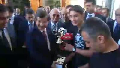 (aktüel Görüntü) Başbakan Davutoğlu İç Güvenlik Reform Paketi'ni Açıkladı