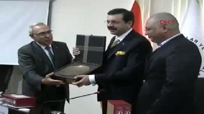 Hisarcıklıoğlu: Devlet Nizamı Türkiye'nin Her Yerinde Muhakkak Hissedilmeli