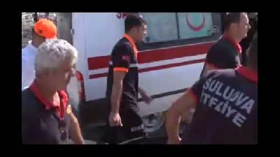 Amasya'da gölete giren 2 genç boğuldu