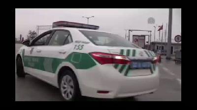 Otoyol polislerine yeni araç - EDİRNE
