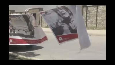 Afganistan'da iç savaşlarda öldürenlerin fotoğrafları sergileniyor - KABİL