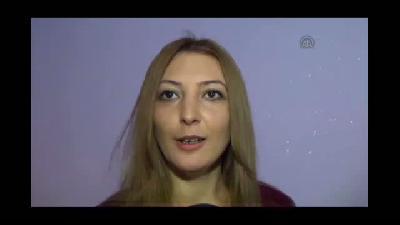 Cizre Belediye Başkanlığına seçilen 27 yaşındaki Leyla İmret -