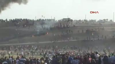 Derik'teki Gösterilerde Gaz Bombası Pencereyi Kırıp Evin İçine Düştü -3