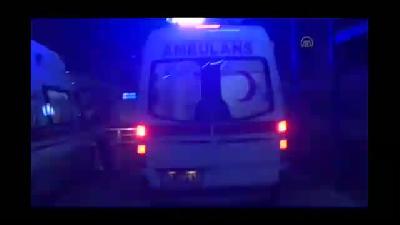 Üçüncü kattan düşen çocuk ağır yaralandı - ORDU
