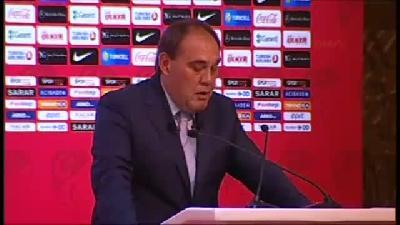 Türkiye Futbol Federasyonu Olağan Mali Genel Kurulu Başladı-1