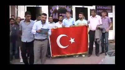 Lice'deki heykel - Ülkü Ocakları Ardahan İl Başkanı Ercan Ürker - ARDAHAN