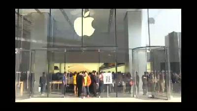 iPhone 6 ve iPhone Plus Çin'de satışa çıktı - PEKİN