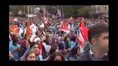 Başbakan Ahmet Davutoğlu Amasya'da (7) - Detaylar