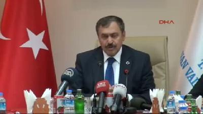 Bakan Eroğlu, Van'da Yapılan Yatırımları Anlattı