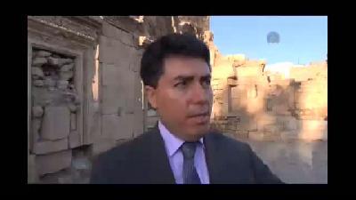 Vali Cengiz, Zeynel Abidin Camii ve Mor Yakup Kilisesi'nde incelemelerde bulundu - MARDİN