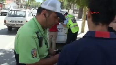 Motorize Trafik Polisi Şahin Timi'nde Yaka Kamerası Dönemi
