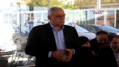 Ahmet Türk: Mardin'de Olaylar Yüzünden Rezervasyon İptali Üzüntü Verici