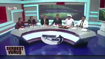 Adnan Aybaba Galatasaray kekini yedi
