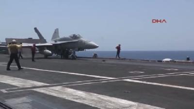 Kobani'de Işid'e Karşı Hava Saldırıları Yoğunlaştı