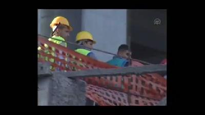 İnşaatta kaza; 1 işçi öldü - İSTANBUL