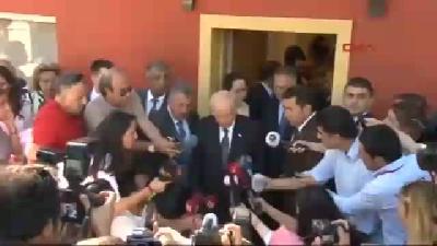 2// Bahçeli'den İstifa Sorusuna Yanıt : Recep Tayyip Erdoğan'ın Arzusu İle Paralel Gitme