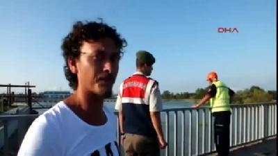 Eşiyle Tartışan Kadın Sakarya Köprüsü'ne Çıktı