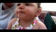 Limon yiyen bebeklerin komik halleri :) (Video)