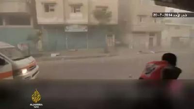 Bir cadde, 4 dakika, 28 bomba